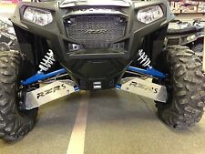 POLARIS RZR S RZRS 800 FRONT A-ARM GUARDS C/V BOOT GUARDS
