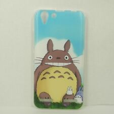 For Lenovo Vibe K5 / K5 Plus Totoro TPU Phone Case Free Screen Protector