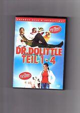 Dr. Dolittle - Teil 1 - 4 / 4-DVD`s / DVD #10753