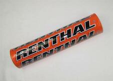 "RENTHAL 10"" ORANGE SUPERCROSS HANDLEBAR BRACE PAD"
