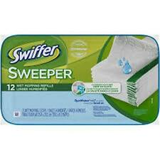 Swiffer Sweeper Wet Mopping Cloth Refill- 12 Count (12 Pack)