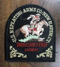 Vintage Winchester Patch ~ Winchester Licensee