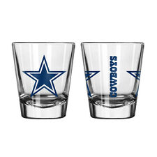 Single Shot Glass NFL Dallas Cowboys