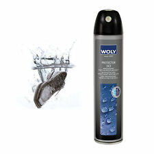 Woly 3x3 Suede/Leather Handbag Shoes Protector Waterproof Spray Neutral 300ml