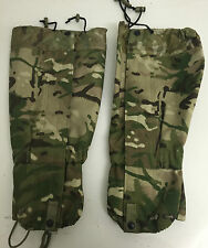 MTP MK2 GS WATERPROOF GAITERS - Size: Standard (to fit 4-12) , British Army