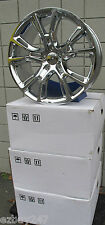 "20"" NEW JEEP GRAND CHEROKEE SRT8 2013-2016 STYLE 20x10 SET OF 4 CHROME RIMS 9113"