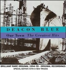 Deacon Blue Very Best Essential Greatest Hits Collection RARE 1994 CD 80's 90's