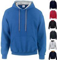 GILDAN Sweatshirt KAPUZE UNISEX Kontrast / Heavy Blend™ Contrast Hooded-S-XXL(2)