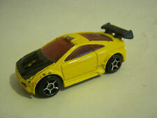 Hot Wheels Yellow McDonald's Happy Meal Car, bottom dated 2006 (MC-4)