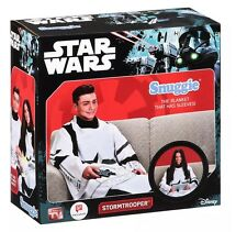 LICENSED STAR WARS STORMTROOPER SNUGGIE ADULT SIZE 71 x 54 OFFICIAL DISNEY NEW