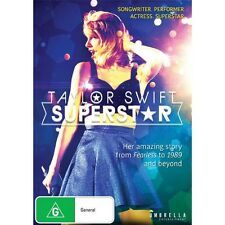 TAYLOR SWIFT:Superstar-Region 4-New AND Sealed