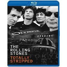 ROLLING STONES TOTALLY STRIPPED BLU-RAY ALL REGIONS 5.1 NEW released 3rd June
