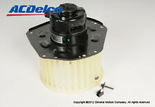 ACDelco 15-80466 New Blower Motor With Wheel