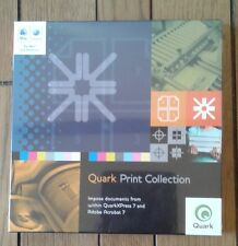 New Quark Print Collection - Full QPC For Mac/Windows XP  (Old Version)