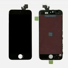 Black Iphone 5 Compatible Front Housing LCD Touch Digitizer Screen for VERIZON