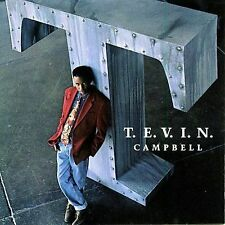 TEVIN CAMPBELL    T.E.V.I.N. CD ALBUM