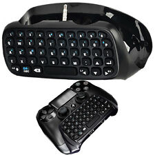Wireless Bluetooth Keyboard Keypad Accessories For Sony PS4 Joystick Contro