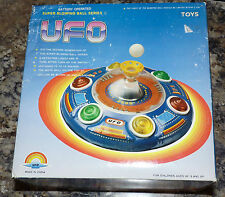 UFO Battery Operated Toy SUPER BLOWING BALL SERIES II Works Great!
