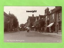 The Square Rotherfield RP pc used 1913 Manwaring Wells Series Ref A863