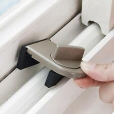 Security Child Sliding window Sash Lock Restrictor Safety Catch Door Restrictor