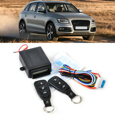 Car Universal Remote Control Central Kit Door Lock Locking Keyless Entry System