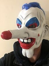 Funny Clown Dick Nose Latex Mask Full Head Willy Face Fancy Dress Stag Hen Party