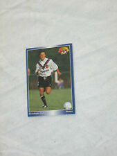 Carte card official football cards panini 1995 GALTIER NIMES  SCO ANGERS