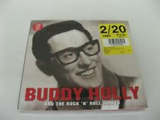 Buddy Holly and the rock n roll giants box set - 3 CD - CD Compact Disc