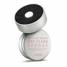 [So'Natural] Makeup Brush Dry Clean Sponge Cleaner -No Need to Wash So Natural