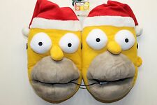 New Simpson Flash Slipper Bedroom Winter Slipper Gift Holiday Santa Small 7/8