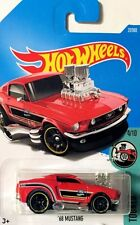 Hot Wheels 2017 - '68 Mustang (Red) B Case #27