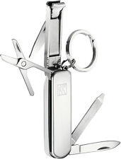ZWILLING Classic Inox Multi-Tool, Stainless steel Pocket knife Nail clipper
