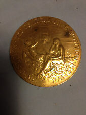 1907 JAMESTOWN EXPOSITION BRONZE MEDAL UNIQUE  AWARDED TO SOUTH CAROLINA