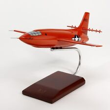 USAF Bell X-1 Chuck Yeager Desk Top Display Model Rocket 1/32 Aircraft Airplane