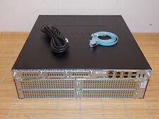 Cisco 3925E-SEC/K9 Router DATA HSEC SL-39-DATA-K9 FL-39E-HSEC-K9 C3900-SPE200/K9