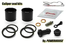 Triumph Rocket 3 rear brake caliper piston & seal repair kit 2004 2005 2006 2007