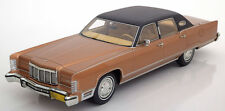 1975 Lincoln Continental Town Car Brown Met. by BoS Models LE of 1000 1/18 New!