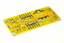 PCB Board for LM317 LM337 Adjustable Power Supply Voltage Regulator Bare RF4