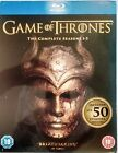 Game of Thrones The Complete Season 1-5  Box Set Blu-Ray