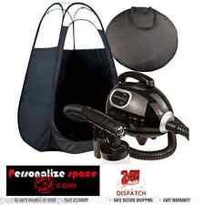 Tanning Machine Spray Gun with Spray Tent 550W Built-in Heat Function HVLP syste