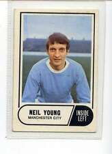 (Jo741-100)A & B C Gum,Footballers,Neil Young,1969 #45