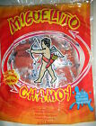 Miguelito Chamoy Chilito Polvo Mexican Sweet & Sour Chili Powder Candy 100 Pcs