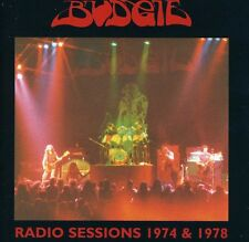 Radio Sessions 1974 & 1978 - Budgie (2010, CD NEU)