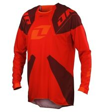 NEW ONE INDUSTRIES GAMMA RED JERSEY MX ATV BMX  XLARGE XL