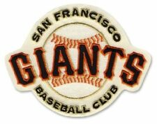 """San Francisco SF Giants 5"""" Iron On Embroidered Sleeve Patch ~FREE Ship!!~"""