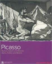 Fachbuch Pablo Picasso, Myths, Fables and Models, SUPERPREIS, statt 24,50€, NEU