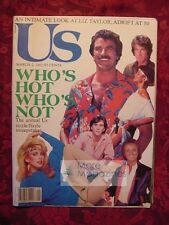 US March 2 1982 3/80 WHO'S HOT WHO'S NOT Tom Selleck Morgan Fairchild Bob Welch