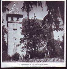 1955  --  LA GENTILHOMMIERE DE VIEU   Z515