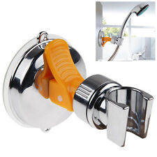 NoDrilling Attachable Bathroom Shower Hand Head Holder Bracket Mount Suction Cup