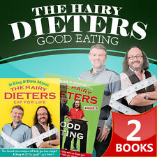 The Hairy Bikers 2 Book Cookery Collection Set W&N English 2014